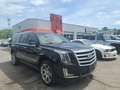 2015 Cadillac Escalade ESV for sale at Best Buy Wheels in Virginia Beach VA