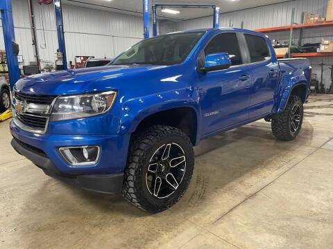 2018 Chevrolet Colorado for sale at Southwest Sales and Service in Redwood Falls MN