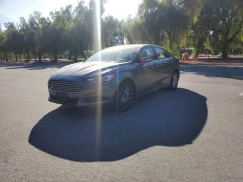 2013 Ford Fusion for sale at ALL CREDIT AUTO SALES in San Jose CA
