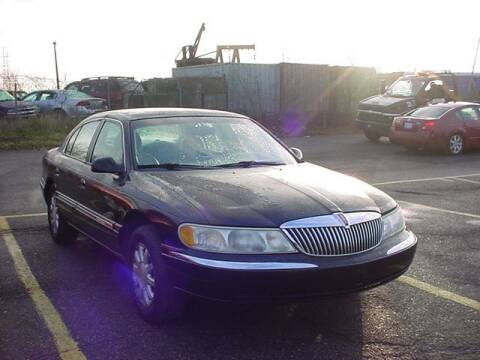 2000 Lincoln Continental for sale at VOA Auto Sales in Pontiac MI