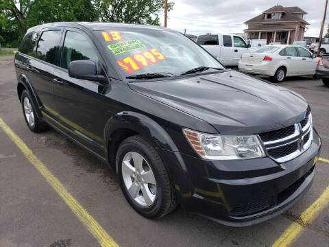 2013 Dodge Journey for sale at Low Price Auto and Truck Sales, LLC in Brooks OR