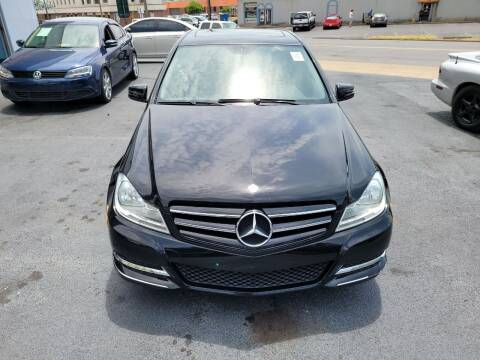 2012 Mercedes-Benz C-Class for sale at All American Autos in Kingsport TN