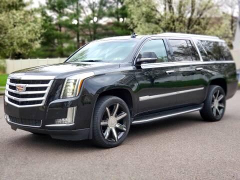 2016 Cadillac Escalade ESV for sale at Bucks Autosales LLC - Bucks Auto Sales LLC in Levittown PA