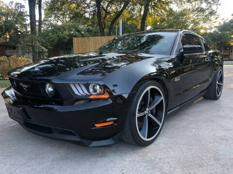 2012 Ford Mustang for sale at Royal Auto LLC in Austin TX
