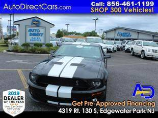 2009 Ford Shelby GT500 for sale at Auto Direct Trucks.com in Edgewater Park NJ