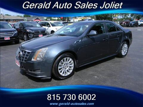 2012 Cadillac CTS for sale at Gerald Auto Sales in Joliet IL