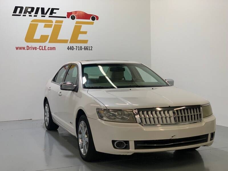 2009 Lincoln MKZ for sale at Drive CLE in Willoughby OH