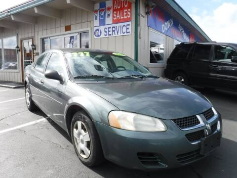 2004 Dodge Stratus for sale at 777 Auto Sales and Service in Tacoma WA