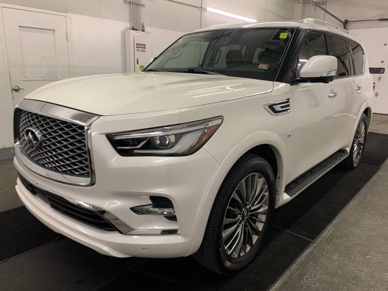 2019 Infiniti QX80 for sale at TOWNE AUTO BROKERS in Virginia Beach VA