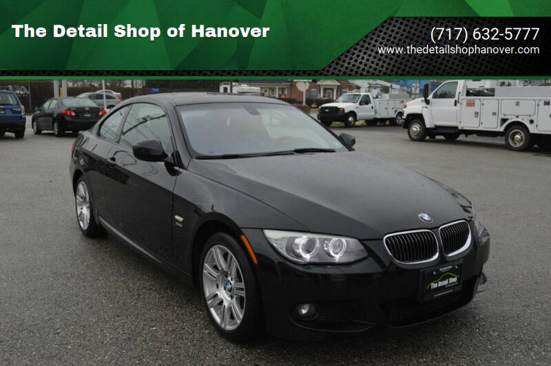 2011 BMW 3 Series for sale at The Detail Shop of Hanover in New Oxford PA