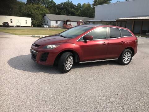 2011 Mazda CX-7 for sale at Discount Auto in Austin TX