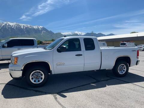 2013 GMC Sierra 1500 for sale at Street Dreams LLC in Orem UT