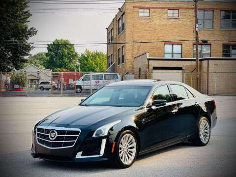 2014 Cadillac CTS for sale at ARCH AUTO SALES in Saint Louis MO