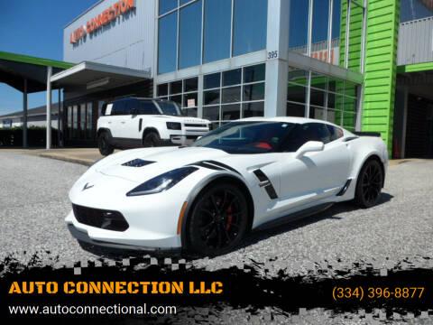 2019 Chevrolet Corvette for sale at AUTO CONNECTION LLC in Montgomery AL