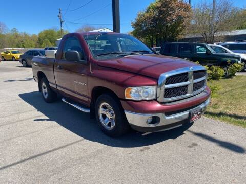 2003 Dodge Ram Pickup 1500 for sale at Midtown Motors in Beach Park IL