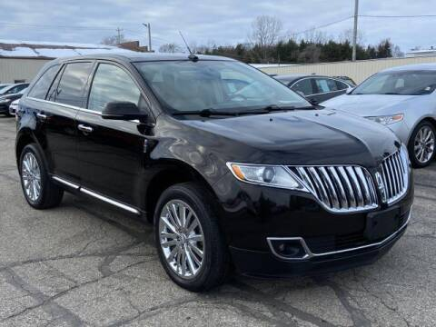 2013 Lincoln MKX for sale at Miller Auto Sales in Saint Louis MI