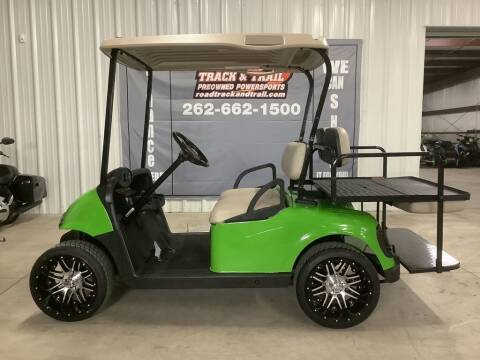 2011 E-Z-GO RXV-ELE for sale at Road Track and Trail in Big Bend WI