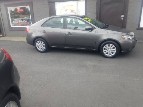 2013 Kia Forte for sale at Bonney Lake Used Cars in Puyallup WA