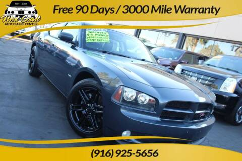2008 Dodge Charger for sale at West Coast Auto Sales Center in Sacramento CA