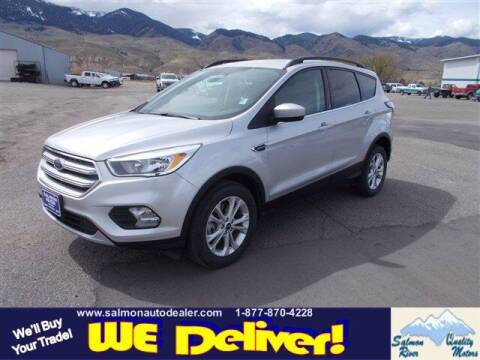 2018 Ford Escape for sale at QUALITY MOTORS in Salmon ID