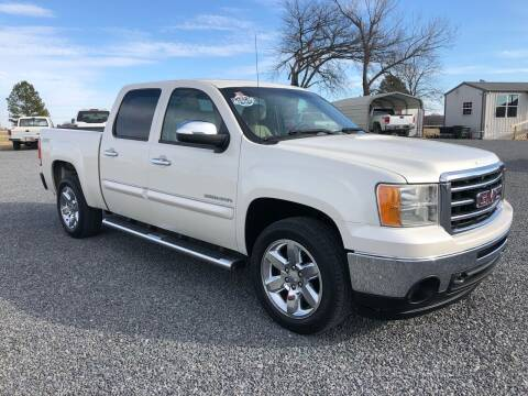 2013 GMC Sierra 1500 for sale at RAYMOND TAYLOR AUTO SALES in Fort Gibson OK