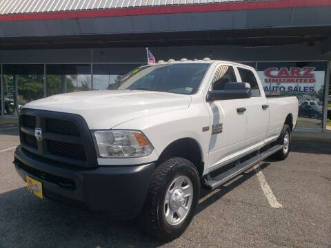 2016 RAM Ram Pickup 3500 for sale at Carz Unlimited in Richmond VA