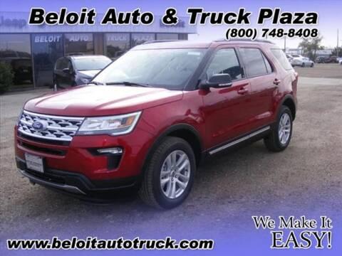 2019 Ford Explorer for sale at BELOIT AUTO & TRUCK PLAZA INC in Beloit KS