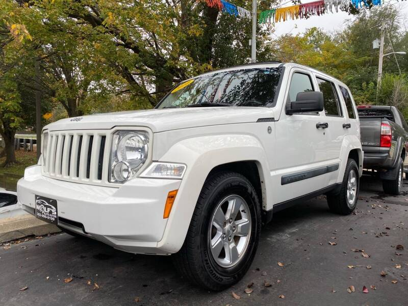 2010 Jeep Liberty for sale at WOLF'S ELITE AUTOS in Wilmington DE