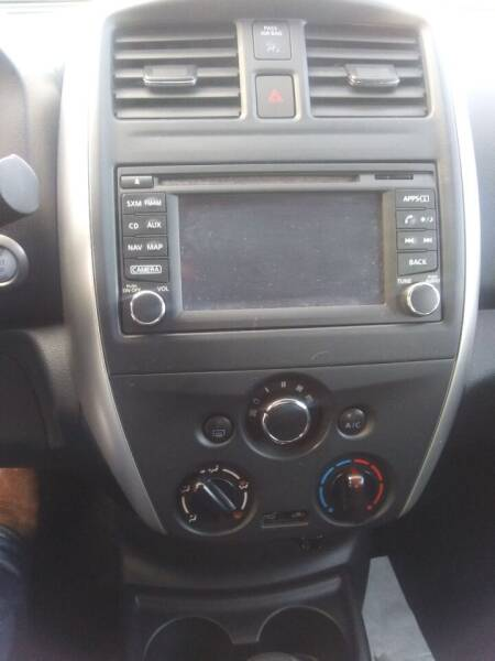 2016 Nissan Versa 1.6 S 4dr Sedan 4A - Pleasant View TN