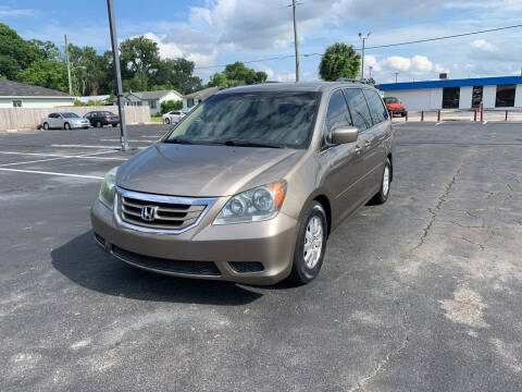 2008 Honda Odyssey for sale at Sam's Motor Group in Jacksonville FL