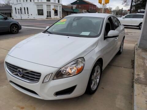 2012 Volvo S60 for sale at ROBINSON AUTO BROKERS in Dallas NC