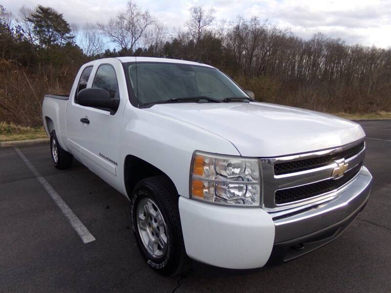 2008 Chevrolet Silverado 1500 for sale at J & D Auto Sales in Dalton GA