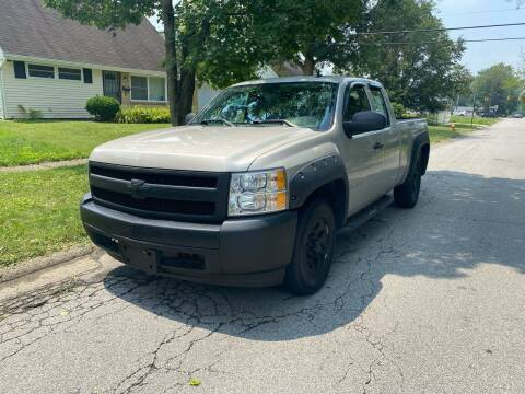 2008 Chevrolet Silverado 1500 for sale at Royal Auto Inc. in Columbus OH