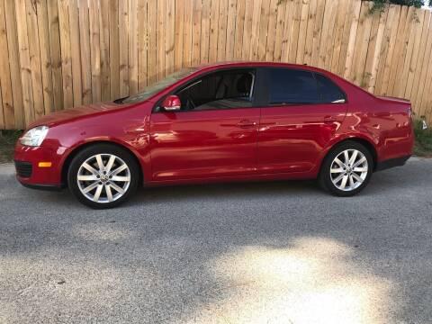 2010 Volkswagen Jetta for sale at Popular Imports Auto Sales in Gainesville FL