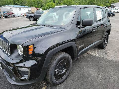 2020 Jeep Renegade for sale at Chantz Scott Kia in Kingsport TN