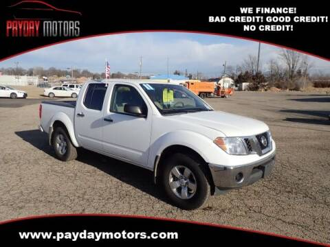 2011 Nissan Frontier for sale at Payday Motors in Wichita And Topeka KS