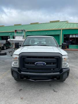 2015 Ford F-250 Super Duty for sale at A To Z Auto Sales in Apopka FL