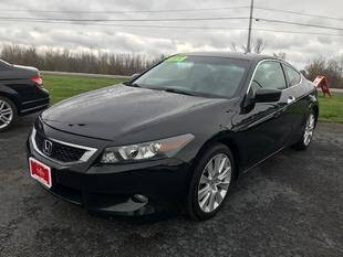 2009 Honda Accord for sale at FUSION AUTO SALES in Spencerport NY