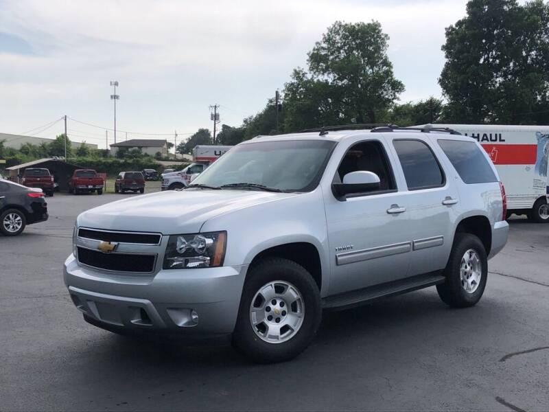 2013 Chevrolet Tahoe for sale in Tyler, TX