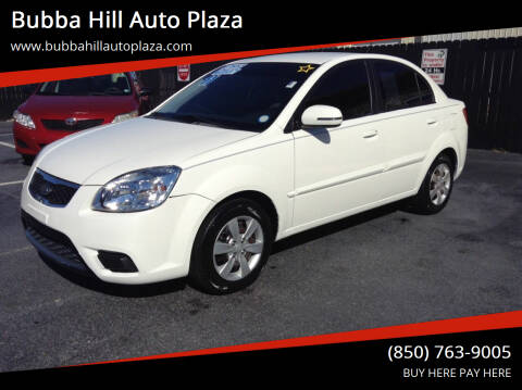 2011 Kia Rio for sale at Bubba Hill Auto Plaza in Panama City FL