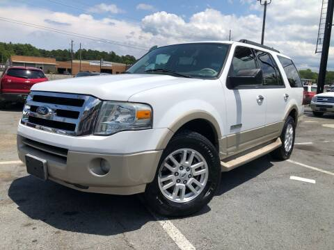 2007 Ford Expedition for sale at Atlas Auto Sales in Smyrna GA