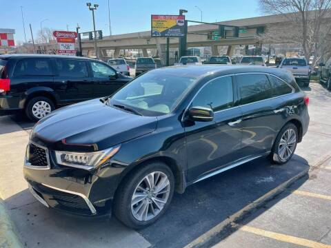 2017 Acura MDX for sale at Affordable Mobility Solutions, LLC - Standard Vehicles in Wichita KS