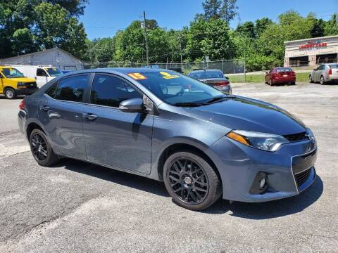 2015 Toyota Corolla for sale at Import Plus Auto Sales in Norcross GA