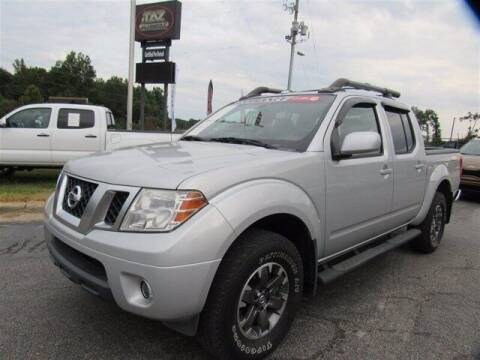 2014 Nissan Frontier for sale at J T Auto Group in Sanford NC
