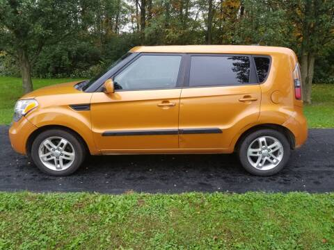 2011 Kia Soul for sale at M & M Auto Sales in Hillsboro OH