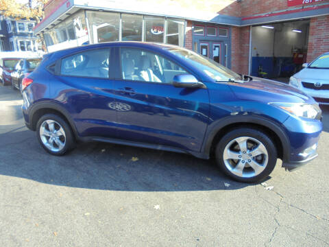 2016 Honda HR-V for sale at Washington Street Auto Sales in Canton MA