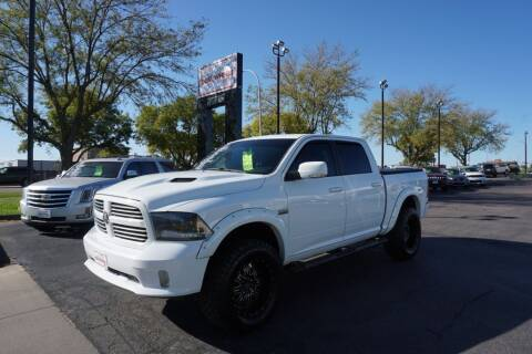 2015 RAM Ram Pickup 1500 for sale at Ideal Wheels in Sioux City IA
