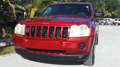 2005 Jeep Grand Cherokee for sale at Southwest Florida Auto in Fort Myers FL