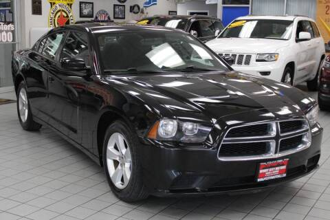 2013 Dodge Charger for sale at Windy City Motors in Chicago IL