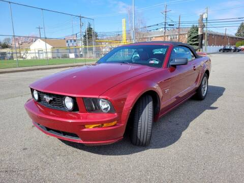 2005 Ford Mustang for sale at Millennium Auto Group in Lodi NJ